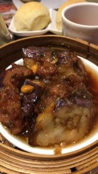 Eggplant from Tim Ho Wan