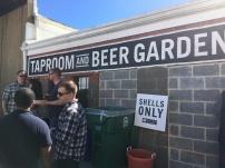 Tap Room + Beer Garden