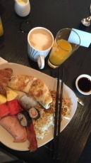 The W Hotel Breakfast Buffet